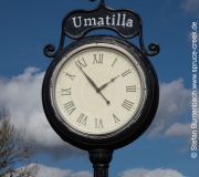 Uhr in Umatilla, Florida --- IMG_8039