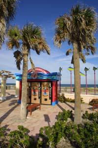 Park bei Daytona Beach, nicht weit von Spruce Creek
