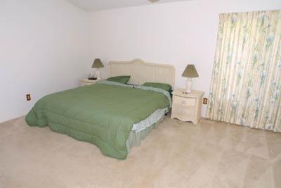 Masterbedroom: Hauptschlafzimmer im Erdgeschoss