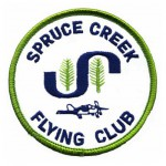Logo Spruce Creek Flying Club