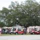 """Spruce Creek, das Fliegerdorf in Florida: Impressionen rund um """"The Tree"""", den  großen Baum"""