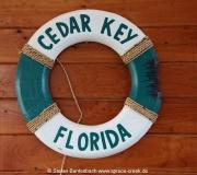 Cedar Key Rettungsring.