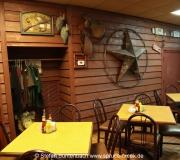 The Mason Jar in Umatilla, Florida, ist ein rustikales Restaurant mit heimischer Küche --- IMG_8011