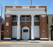 Gebäude in Umatilla, Florida. --- IMG_8034