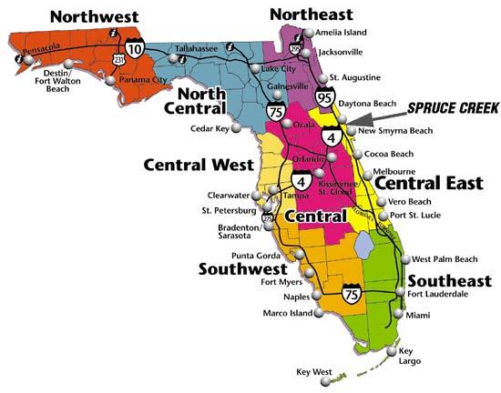 Fly To Daytona Beach Florida
